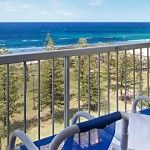Broadbeach self contained apartments
