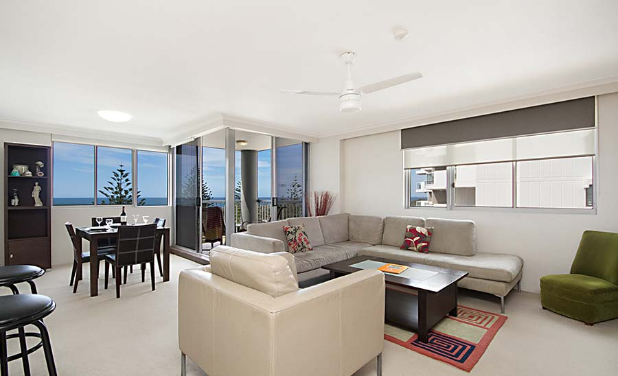Broadbeach apartment accommodation