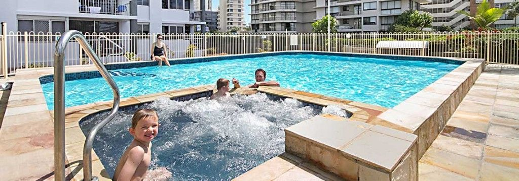 Broadbeach resort accommodation