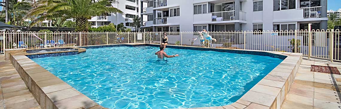 holiday accommodation Broadbeach
