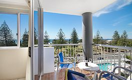 Broadbeach accommodation for business travellers